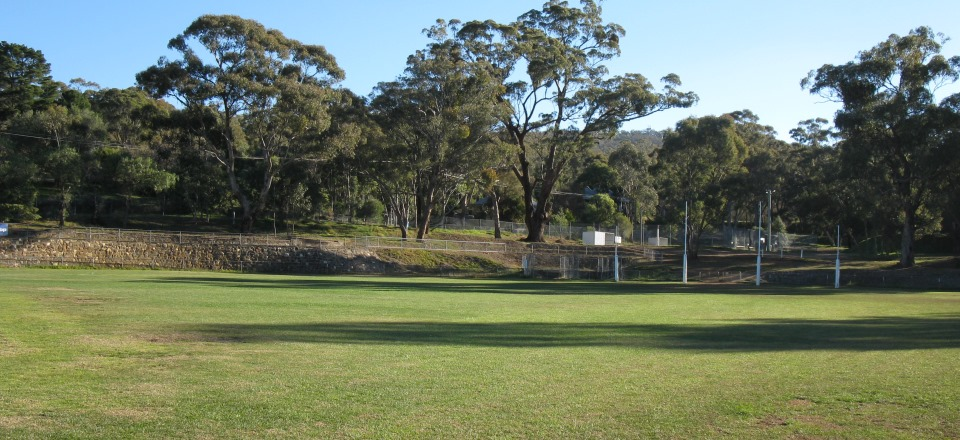 Image of Bill Woodfull Recreation Reserve, Maldon