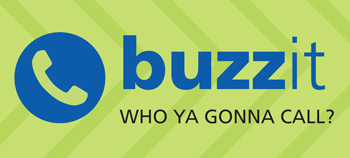 Buzz It card logo