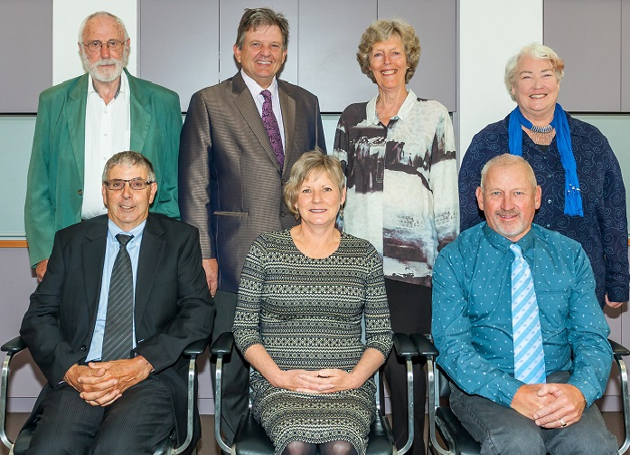 Councillors elected at 2016 election