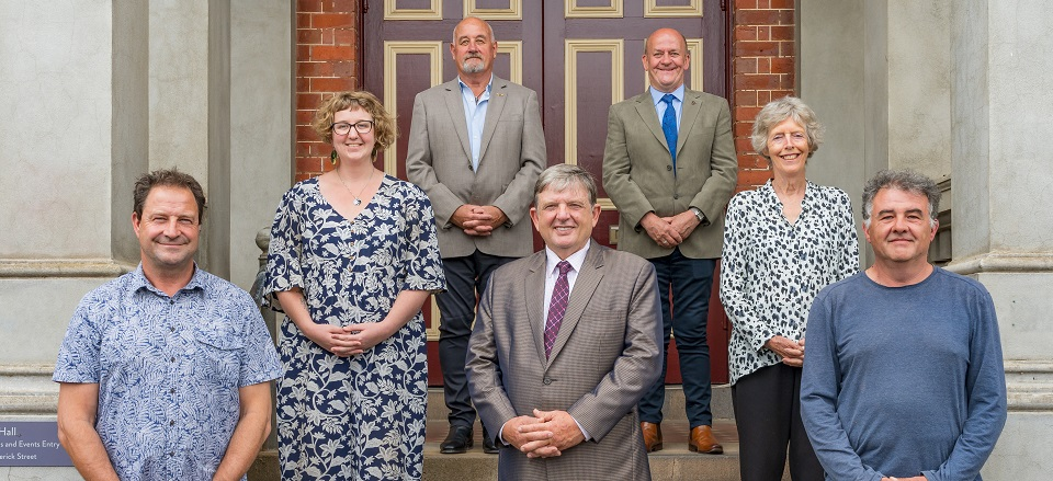 Councillors elected in 2020