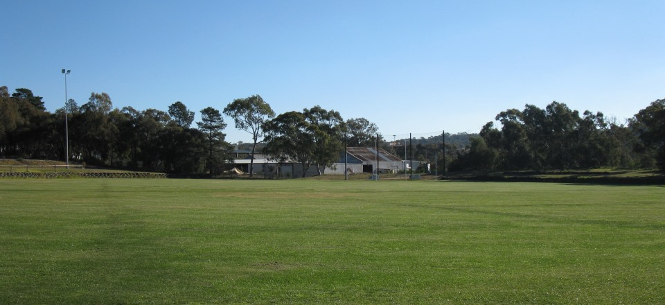 Harcourt Recreation Reserve
