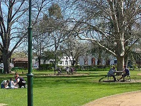 Image of Victory Park, Castlemaine