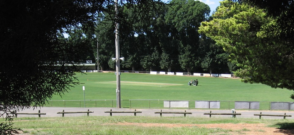 Camp Reserve Sports Oval