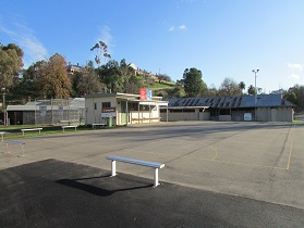 Image of Camp Reserve netball courts