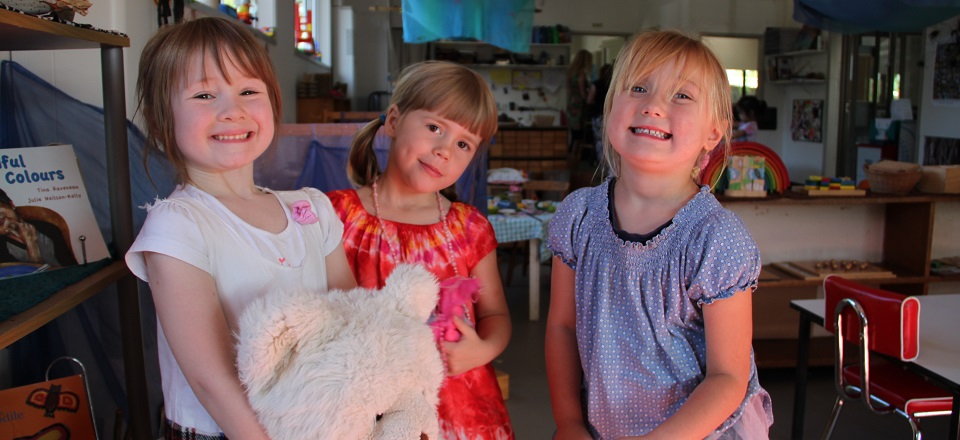 Image: Castlemaine Kinder Children  Link to child page: Immunisation