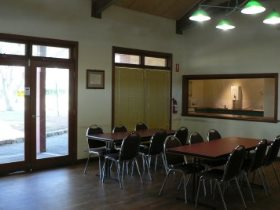 Image showing inside the Ray Bradfield Rooms, Castlemaine