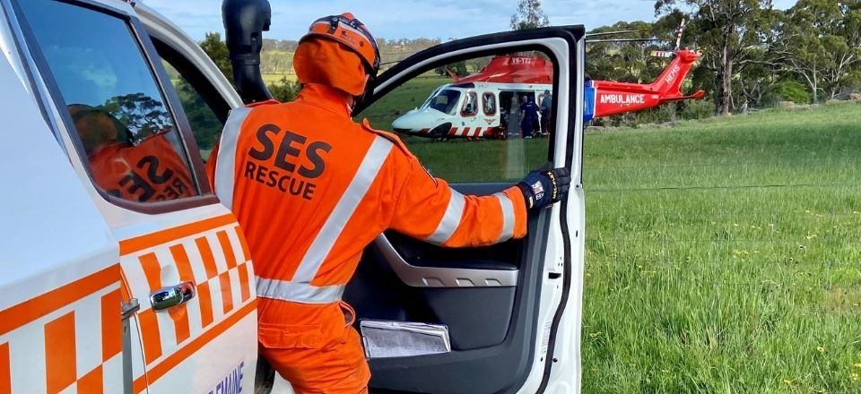 Meet the first responders and learn how to prepare for an emergency at the Castlemaine Emergency Response Expo this May.