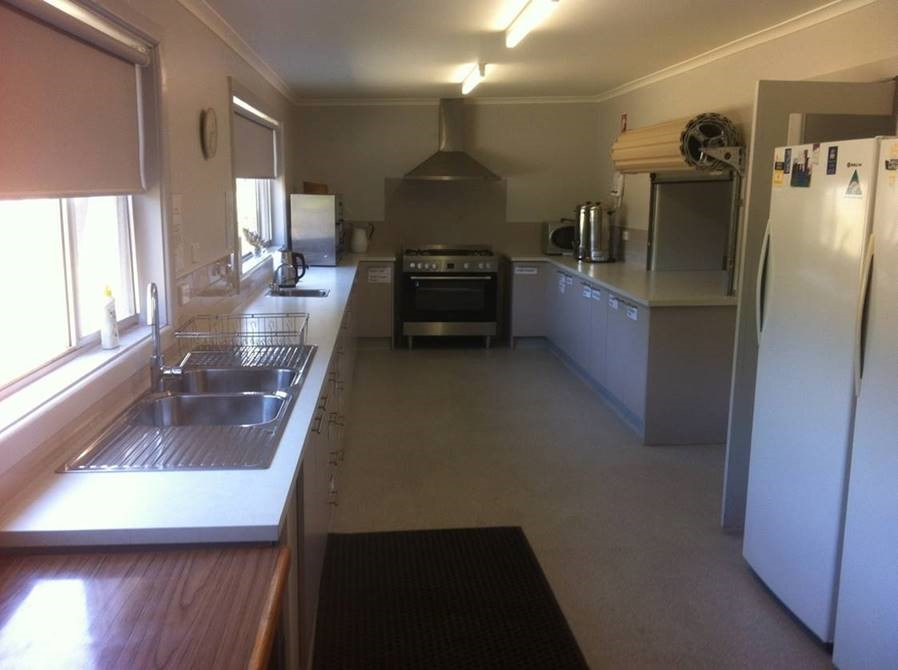 Taradale Hall Kitchen