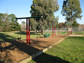Playground at Taradale Recreation Reserve